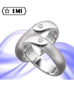 Fedi nuziali- Anello di design mod. 00875
