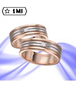 Fedi nuziali-Anello di design mod.01234