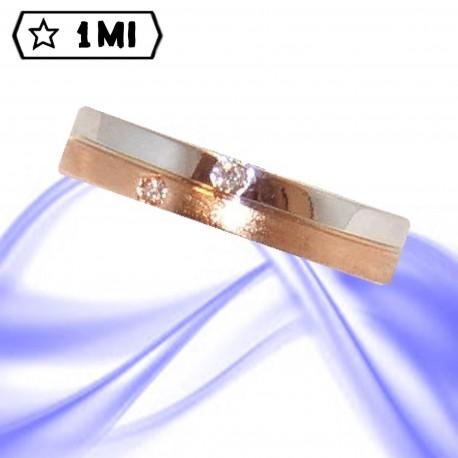 Fedi nuziali-Anello di design mod.01235
