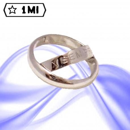 Fedi nuziali-Anello di design mod.01302