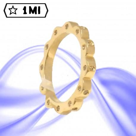Fedi nuziali-Anello di design mod.01738