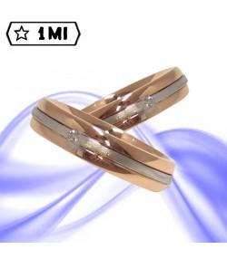 Fedi nuziali-Anello di design mod.02135
