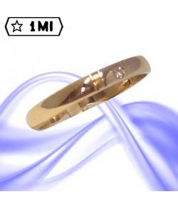 Fedi nuziali-Anello di design mod.02138