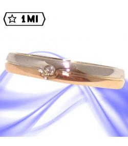 Fedi nuziali-Anello di design mod.02145