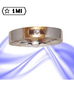 Fedi nuziali-Anello di design mod.02226