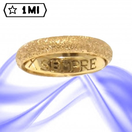 Fedi nuziali-Anello di design mod.01842