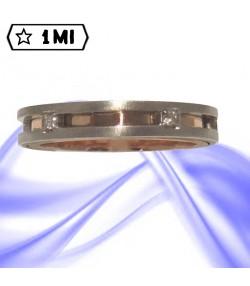 Fedi nuziali-Anello di design mod.02414
