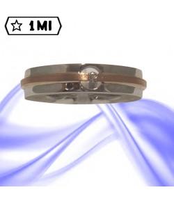 Fedi nuziali-Anello di design mod.02424