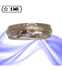 Fedi nuziali-Anello di design mod.02425
