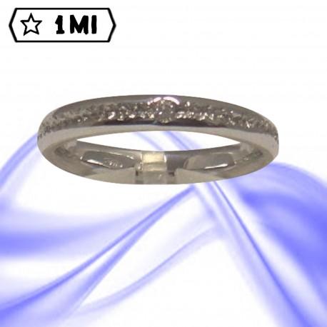 Fedi nuziali-Anello di design mod.02431