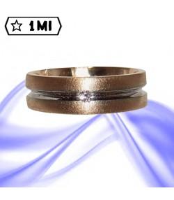Fedi nuziali-Anello di design mod.02550