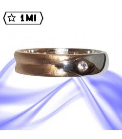 Fedi nuziali-Anello di design mod.02551