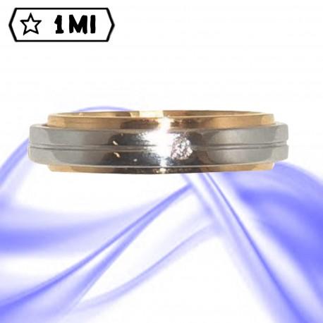 Fedi nuziali-Anello di design mod.02642