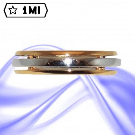 Fedi nuziali-Anello di design mod.02675