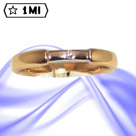 Fedi nuziali-Anello di design mod.02679