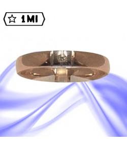 Fedi nuziali-Anello di design mod.02682