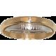Fedi nuziali-Anello in oro mod.02687