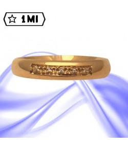 Fedi nuziali-Anello di design mod.02735