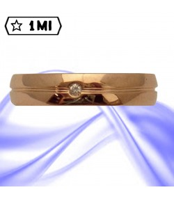 Fedi nuziali-Anello di design mod.02739