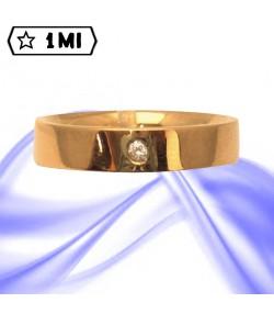 Fedi nuziali-Anello di design mod. 02743