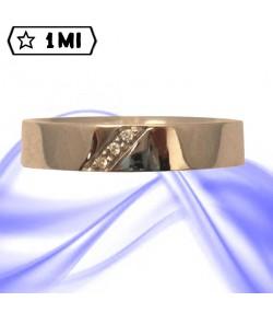 Fedi nuziali-Anello di design mod.02744