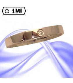 Fedi nuziali-Anello di design mod.02745