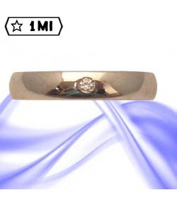 Fedi nuziali-Anello di design mod.02750