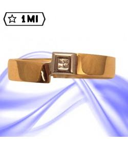 Fedi nuziali-Anello di design mod.02755
