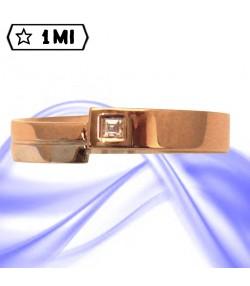 Fedi nuziali-Anello di design mod. 02757