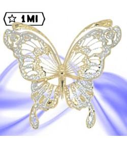 Elegante Ciondolo a forma di farfalla