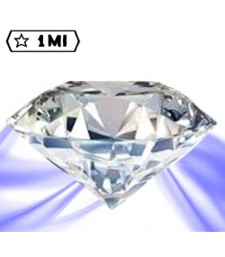 Diamante naturale e certificato da 0,35 ct